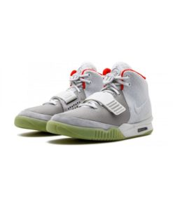 Nike Air Yeezy 2 Nrg Shoes Pure Platinum  For Sale - 3