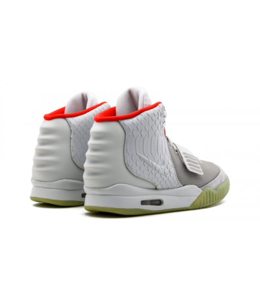Nike Air Yeezy 2 Nrg Shoes Pure Platinum  For Sale - 4