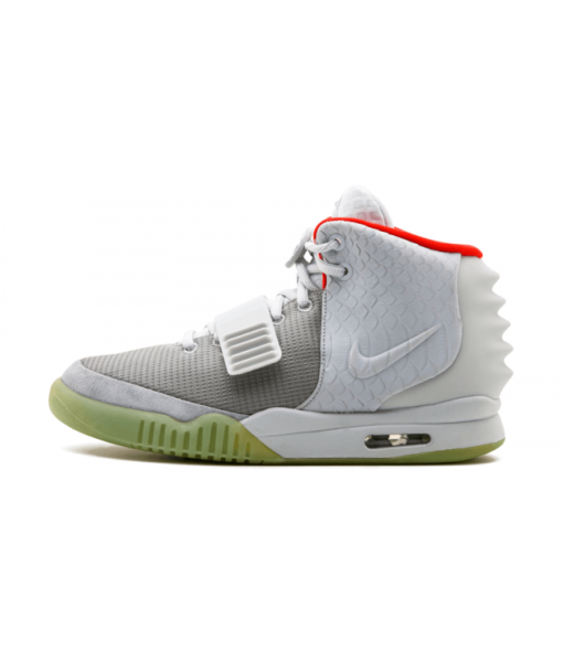 Nike Air Yeezy 2 Nrg Shoes Pure Platinum  For Sale - 1