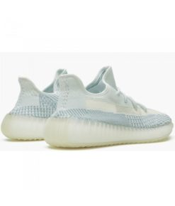Best Looking Yeezy Boost 350 V2 Cloud White - Reflective - 4