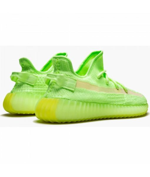 Best Yeezy Boost 350 V2 Glow in the Dark  - EG5293 - 4