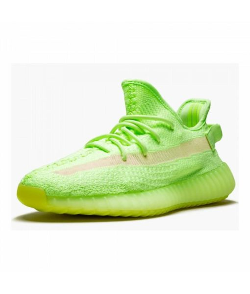 Best Yeezy Boost 350 V2 Glow in the Dark  - EG5293 - 2