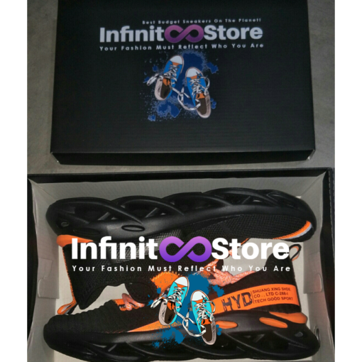 INFINIT HYDRA 'Myth of Argos' X9X Breathable Sneakers