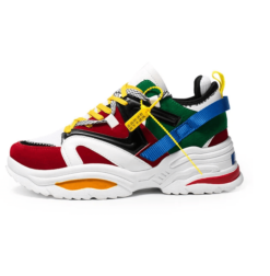 Infinit CHUNKY X9X Colorful Sneakers