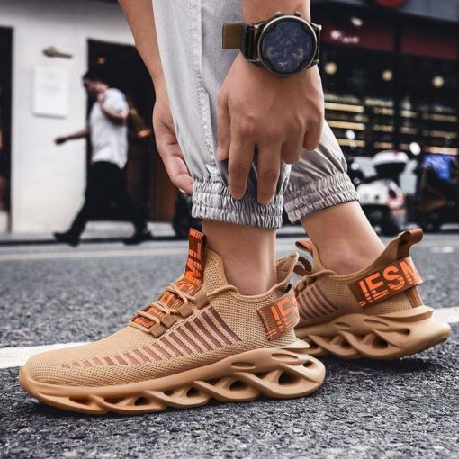 INFINIT ' Hyperion X9 ' Breathable Blade Sneakers